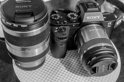 My camera and lenses