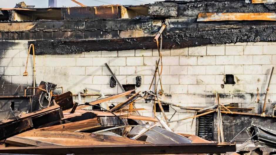 012716fire demolition