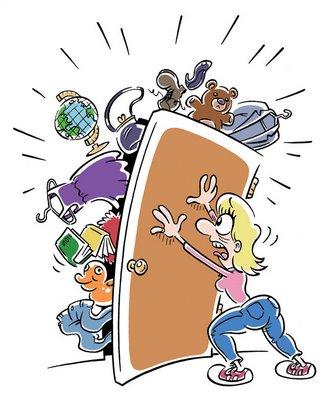 cartoon-lady-closet