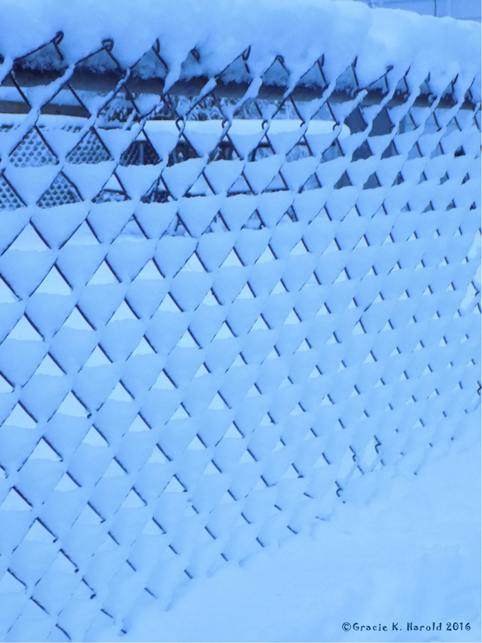 snowy-triangles