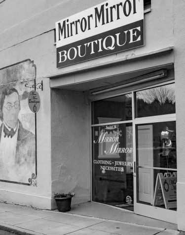 This weeks cees black and white photo challenge cbw topic is store front signs you can show off any store or business front you want