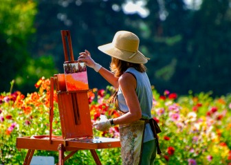 Painter and Artist