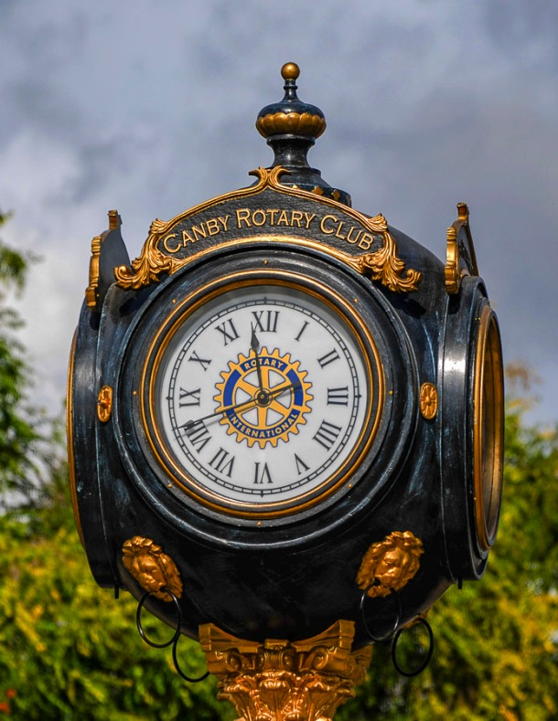 Canby Clock
