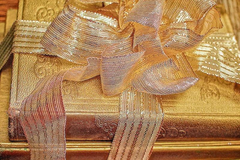 Golden books.