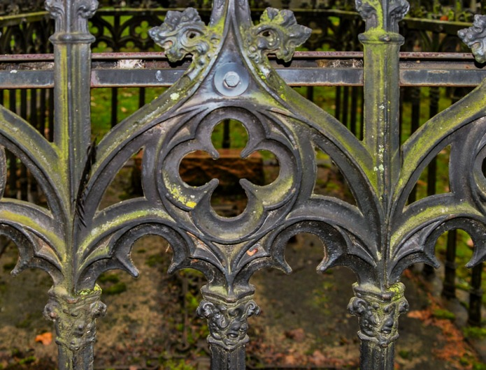 Lone Fir Cemetery, Portland, Oregon.