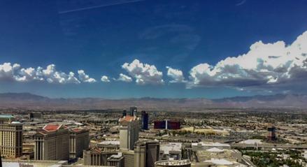 Los Vegas, Nevada.