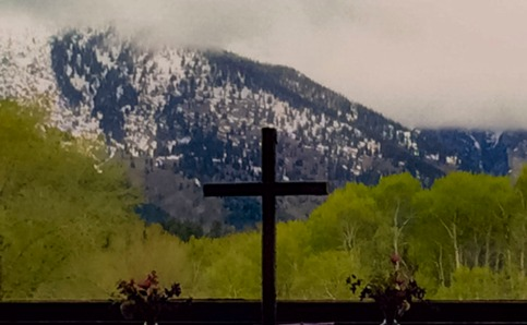 Taken at Grand Teton National Park Chapel of Transfiguration