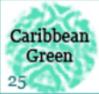 caribbean-green