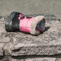 The Lost Pink Boot