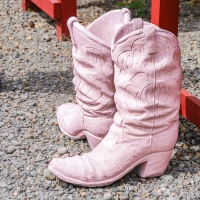I'm Not Heavy, I'm Your Pink Boots