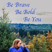 Six Word Saturday - Be Bold Be Brave Be You