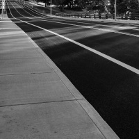 Cee's Black & White Photo Challenge: Vanishing Point