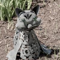 Cee's Black & White Photo Challenge: Lawn Ornaments
