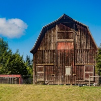 Thursday Travel Challenge - Barns