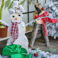 Friendly Friday Photo - Christmas Preparations