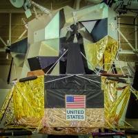 January 17 - Square&___ Light Challenge  - Spaceflight