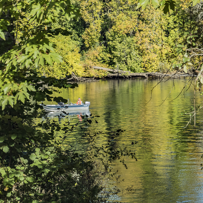 Jez's WWE #14 Challenges – Willamette River in Canby