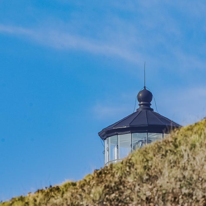 April 23 – #SquareTops – Top of Yaquina Head Lighthouse