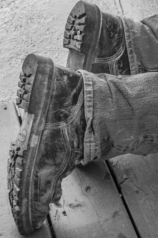 A Photo a Week Challenge: Footwear