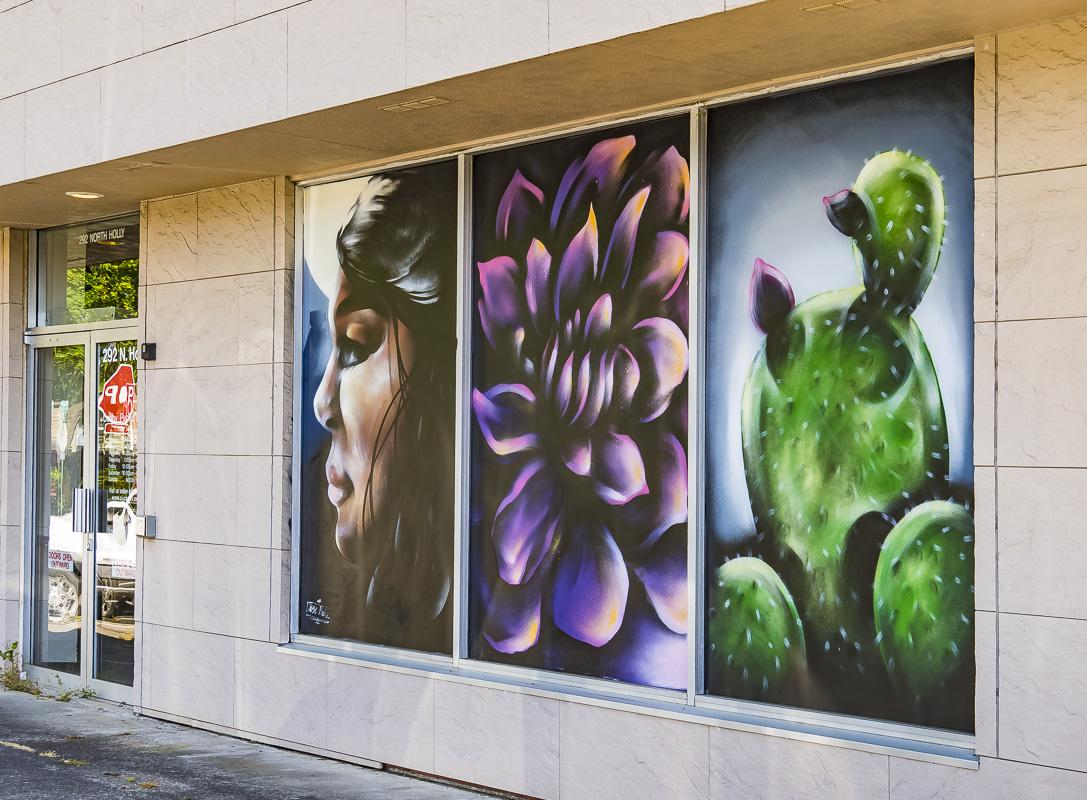Cee's Fun Foto Challenge: Graffiti & Murals