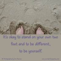 Pick Me Up  & Nurturing Thursday -  It's okay to stand ...