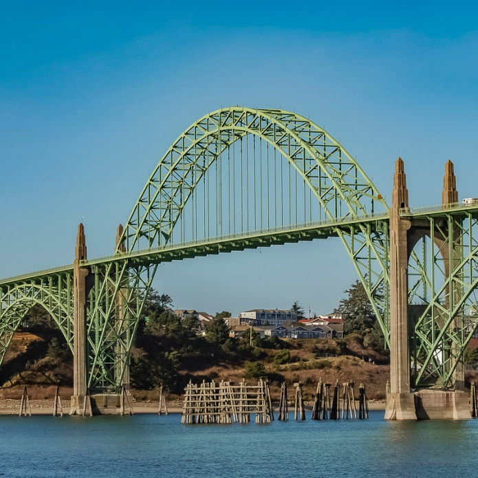 Yaquina Bay Bridge, Newport, Oregon, Cee Neuner, ceenphotography.com