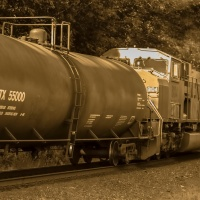 Cee's Fun Foto Challenge:  Anything to do with trains and railroads