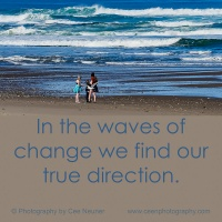 Pick Me Up:  In the wave of change ...
