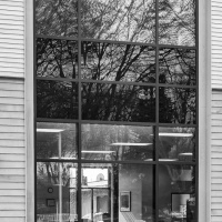 Cee's Black & White Photo Challenge:  Shadows and reflections