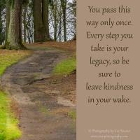 October 24 - KindaSquare -  22 kind words