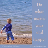 Pick Me Up:  Do what makes your soul happy