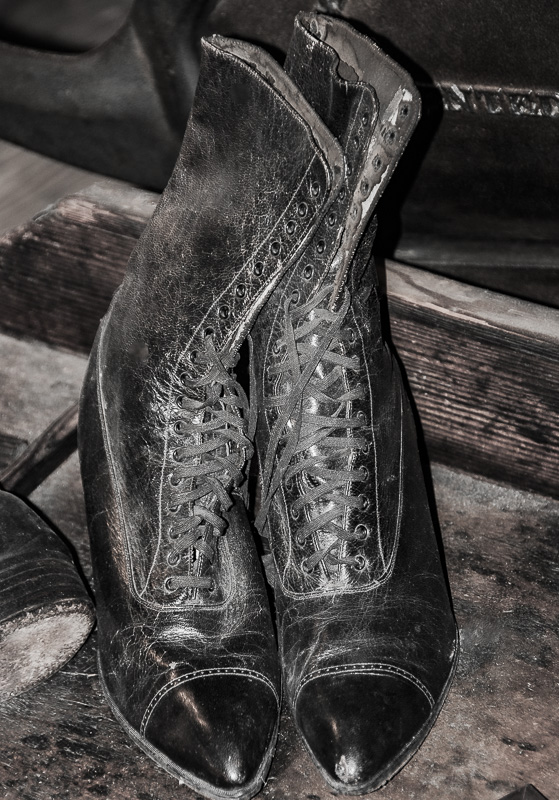 CBWC: Shoes, Boots, Slippers